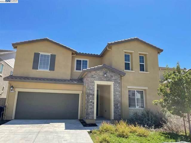 913 Winddrift Way, Oakley, CA 94561 (#40961459) :: Blue Line Property Group