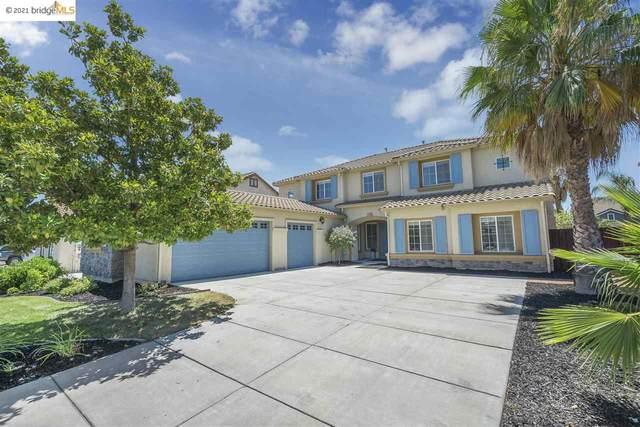 306 Barn Dance Way, Oakley, CA 94561 (#40961467) :: Blue Line Property Group