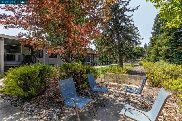 1548 Golden Rain Rd #3, Walnut Creek, CA 94595 (#40961471) :: Blue Line Property Group