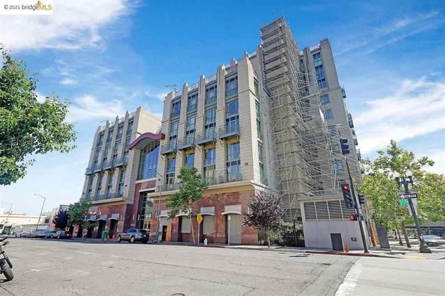 423 7Th St #601, Oakland, CA 94607 (#40961482) :: MPT Property