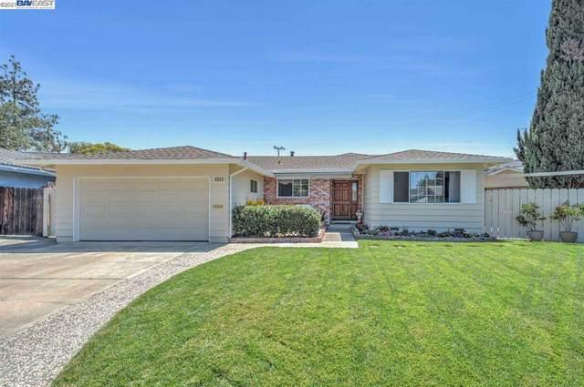 4555 Balmoral Park Ct, Fremont, CA 94538 (#40961498) :: Swanson Real Estate Team | Keller Williams Tri-Valley Realty