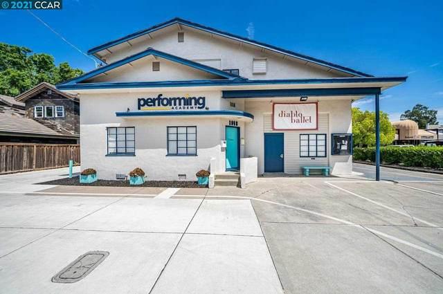 1948 Oak Park Blvd, Pleasant Hill, CA 94523 (#40961502) :: Blue Line Property Group