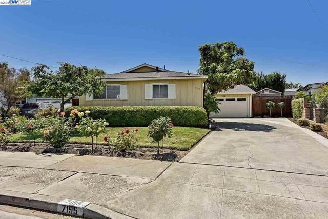 7195 Calais Pl, Newark, CA 94560 (#40961597) :: Real Estate Experts