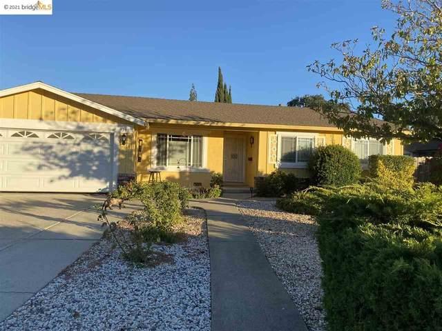 1258 Stephanie Ct, Concord, CA 94521 (#40961613) :: Armario Homes Real Estate Team