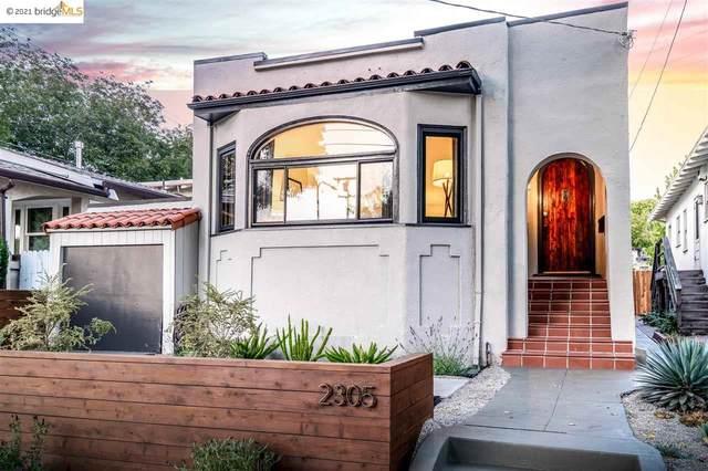 2305 Sacramento St, Berkeley, CA 94702 (#40961724) :: Swanson Real Estate Team | Keller Williams Tri-Valley Realty
