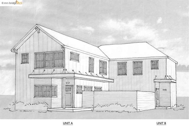 739 Campbell, Oakland, CA 94607 (#40961726) :: Armario Homes Real Estate Team