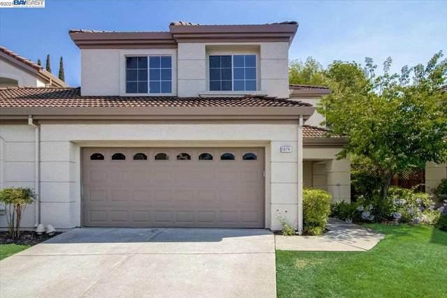 1076 Vista Pointe Cir, San Ramon, CA 94582 (#40961759) :: Real Estate Experts