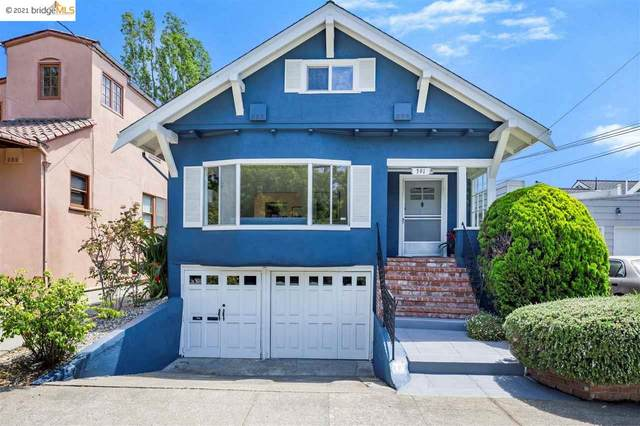 391 62Nd St, Oakland, CA 94618 (#40961782) :: Armario Homes Real Estate Team