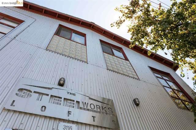 3110 Adeline St #118, Oakland, CA 94608 (#40961803) :: Excel Fine Homes