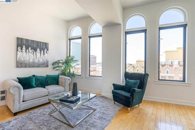 1755 Broadway #56, Oakland, CA 94612 (#40961810) :: Swanson Real Estate Team   Keller Williams Tri-Valley Realty