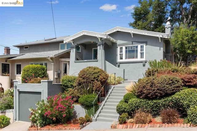 3977 Greenwood Avenue, Oakland, CA 94602 (#40961917) :: Excel Fine Homes