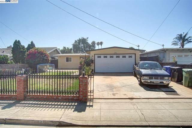 41083 Joyce Ave, Fremont, CA 94539 (#40961952) :: Armario Homes Real Estate Team