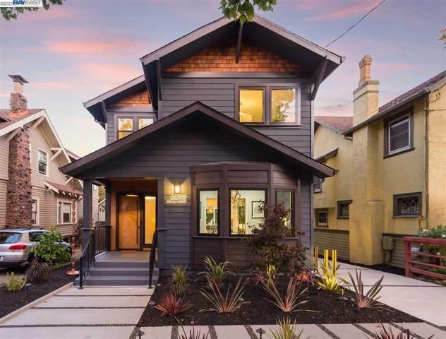 5577 Lawton Ave, Oakland, CA 94618 (#40961961) :: Armario Homes Real Estate Team