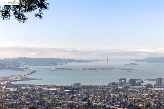 6625 Woodland Pl, Oakland, CA 94611 (#40961977) :: Armario Homes Real Estate Team