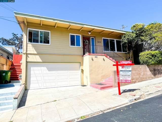 5435 Rosalind Ave, El Cerrito, CA 94530 (#40962243) :: Realty World Property Network