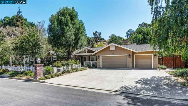 894 Diablo Downs Dr, Clayton, CA 94517 (#40962330) :: Realty World Property Network