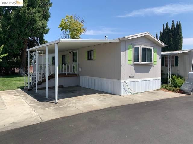 3431 N Cherryland #33, Stockton, CA 95215 (MLS #40962705) :: 3 Step Realty Group