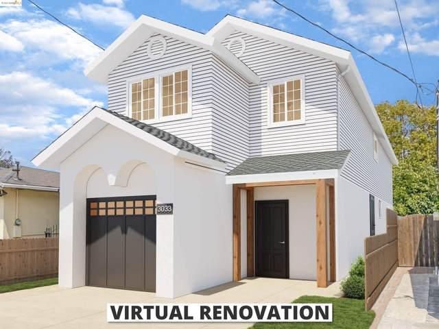 3033 Rheem Ave, Richmond, CA 94804 (#40963380) :: Swanson Real Estate Team | Keller Williams Tri-Valley Realty