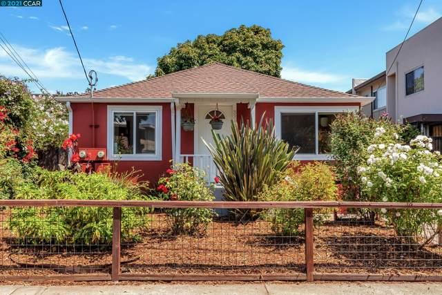 3344 Yosemite Ave, El Cerrito, CA 94530 (#40964579) :: Realty World Property Network