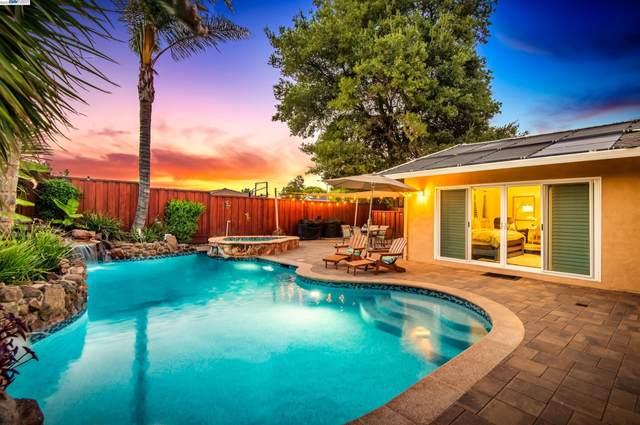7801 Flagstone Dr, Pleasanton, CA 94588 (#40964695) :: The Venema Homes Team