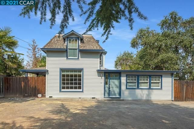 1832 Park St, Saint Helena, CA 94574 (#40964816) :: Swanson Real Estate Team | Keller Williams Tri-Valley Realty