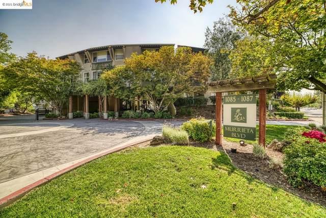 1087 Murrieta Blvd #136, Livermore, CA 94550 (#40964902) :: Swanson Real Estate Team | Keller Williams Tri-Valley Realty