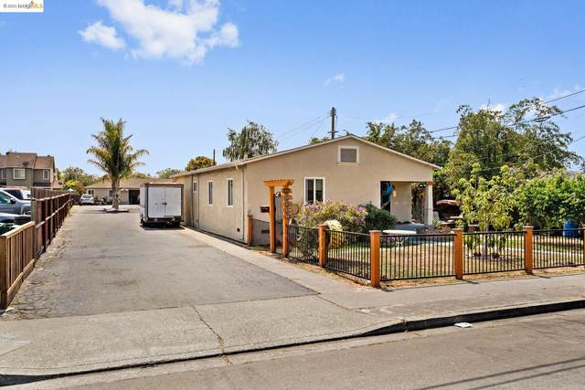 337 Laurel Ave, Hayward, CA 94541 (#40964940) :: MPT Property