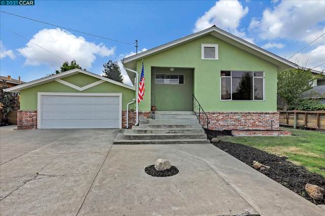 1508 166Th Ave, San Leandro, CA 94578 (#40965158) :: Realty World Property Network
