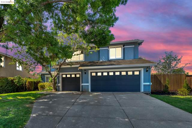 1305 Amberdale Ct, Antioch, CA 94531 (#40965298) :: Blue Line Property Group