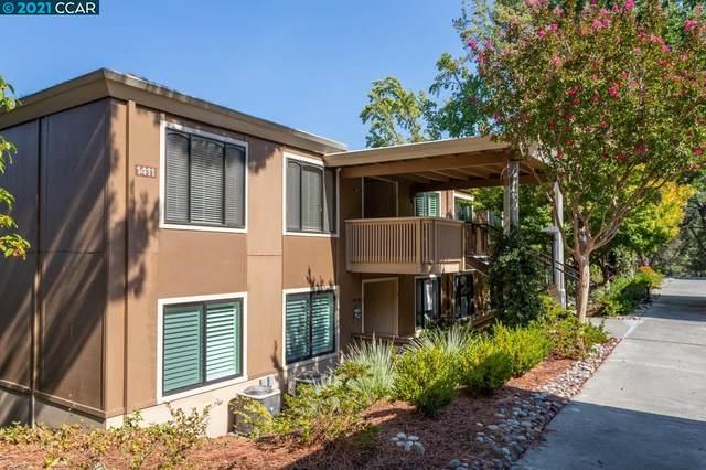 1411 Rockledge Ln #1, Walnut Creek, CA 94595 (#40965377) :: The Grubb Company