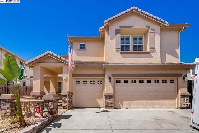 2471 Covelite Way, Antioch, CA 94531 (#40965393) :: Blue Line Property Group