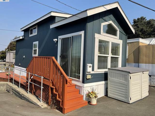 2990 San Pablo Dam Rd #35, San Pablo, CA 94806 (#40965475) :: Excel Fine Homes
