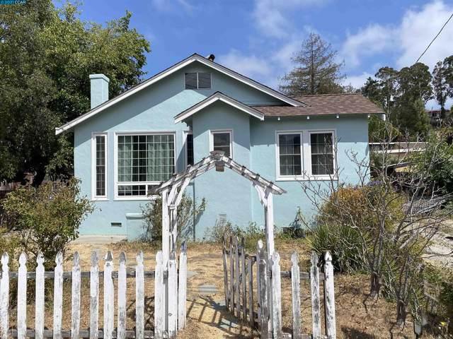 5133 La Honda Rd, El Sobrante, CA 94803 (#40965500) :: Realty World Property Network