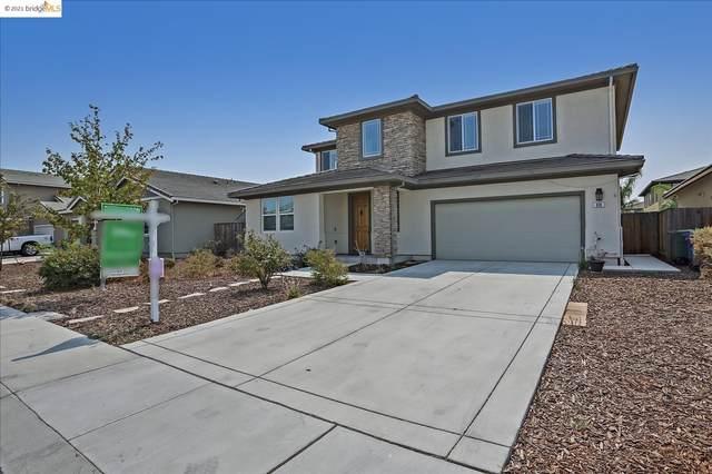 809 Bluestone Dr, Oakley, CA 94561 (#40965531) :: Excel Fine Homes