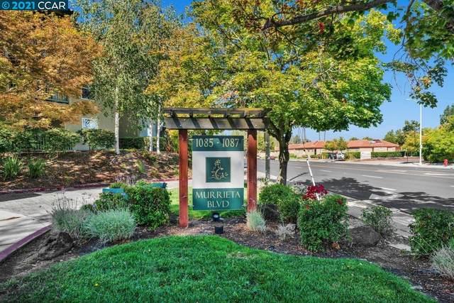 1085 Murrieta Blvd #122, Livermore, CA 94550 (#40965587) :: Realty World Property Network