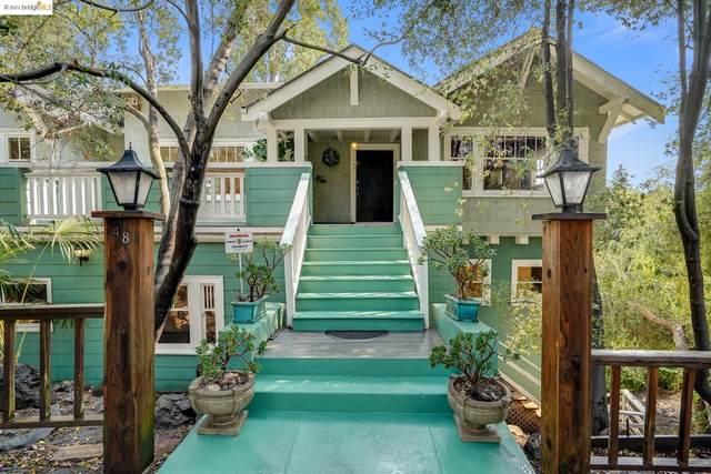 48 Ronada Ave, Piedmont, CA 94611 (#40965677) :: Swanson Real Estate Team   Keller Williams Tri-Valley Realty