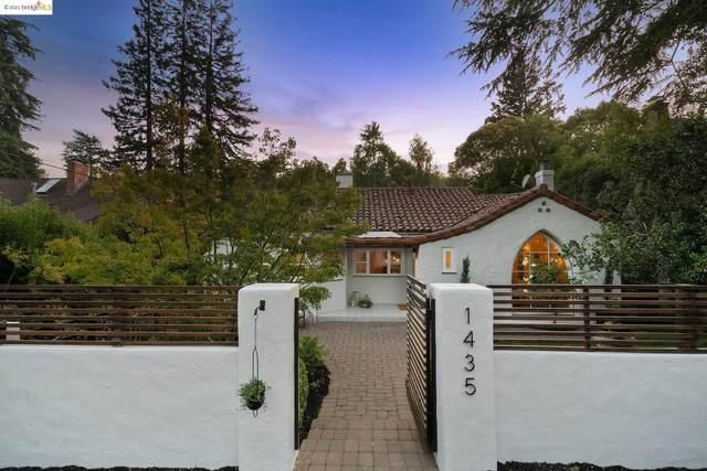 1435 Mountain Blvd, Oakland, CA 94605 (#40966186) :: Realty World Property Network