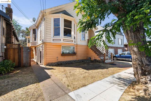 552 Haight Ave, Alameda, CA 94501 (#40966210) :: Realty World Property Network