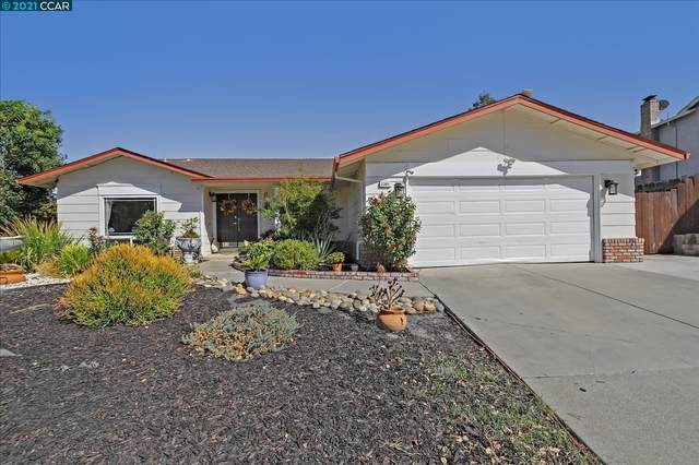2301 Foothill Dr, Antioch, CA 94509 (#40966391) :: MPT Property