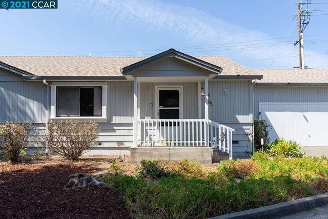 55 Via Los Ninos, Walnut Creek, CA 94597 (#40966405) :: RE/MAX Accord (DRE# 01491373)
