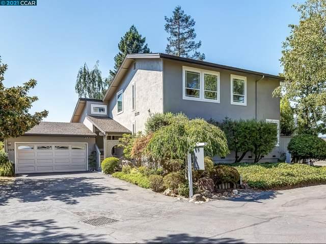 109 Alta Mesa Court, Moraga, CA 94556 (#40966503) :: MPT Property