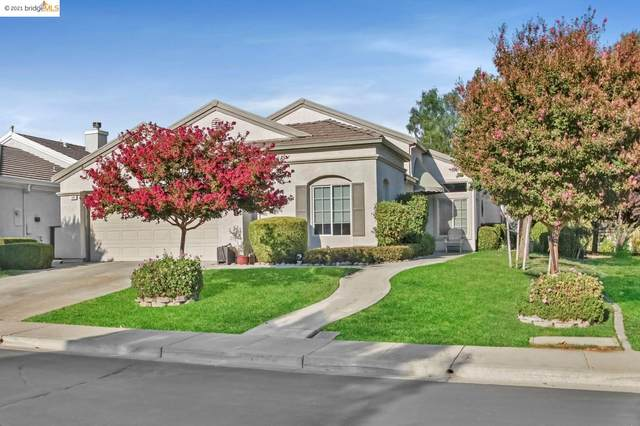 520 Central Park Place, Brentwood, CA 94513 (#40966555) :: Realty World Property Network