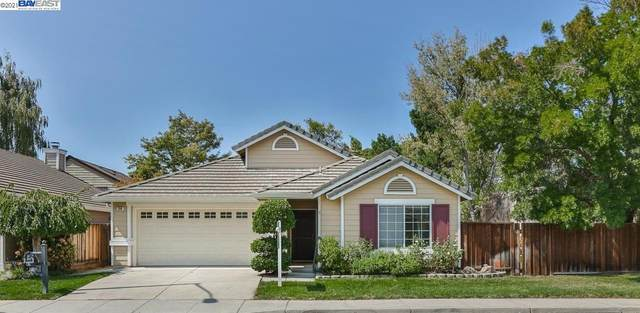 294 Trenton Cir, Pleasanton, CA 94566 (#40966678) :: The Venema Homes Team
