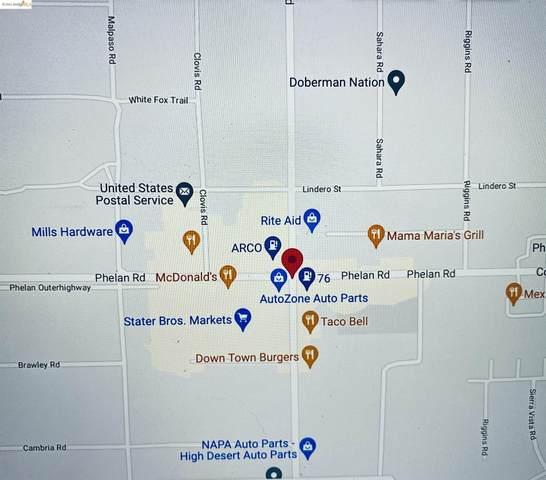 5825 Sunnyslope Rd, PHELAN, CA 92371 (#40966813) :: The Venema Homes Team