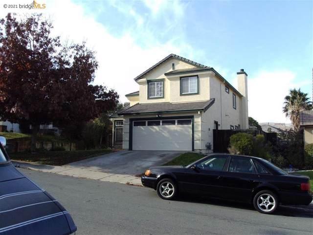 133 Greenmeadow Cir, Pittsburg, CA 94565 (#40966906) :: MPT Property