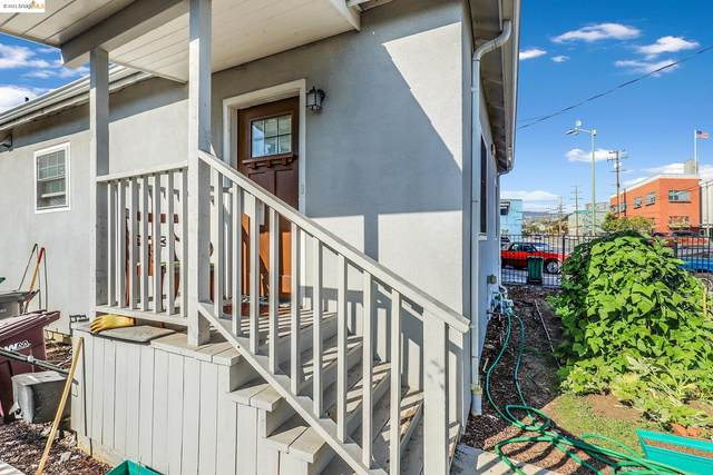 1617 50Th Ave, Oakland, CA 94601 (#40967045) :: Realty World Property Network