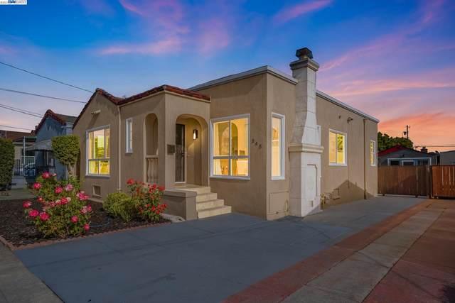 345 Garcia Ave, San Leandro, CA 94577 (#40967048) :: Swanson Real Estate Team | Keller Williams Tri-Valley Realty