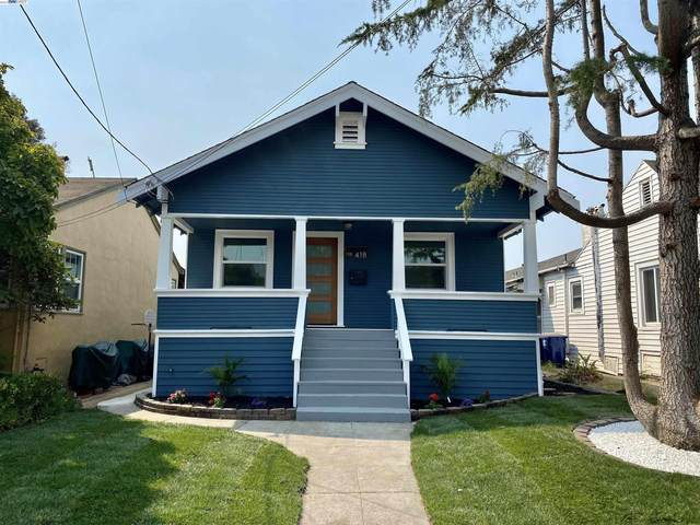 418 Lincoln Ave, Alameda, CA 94501 (#40967087) :: Realty World Property Network