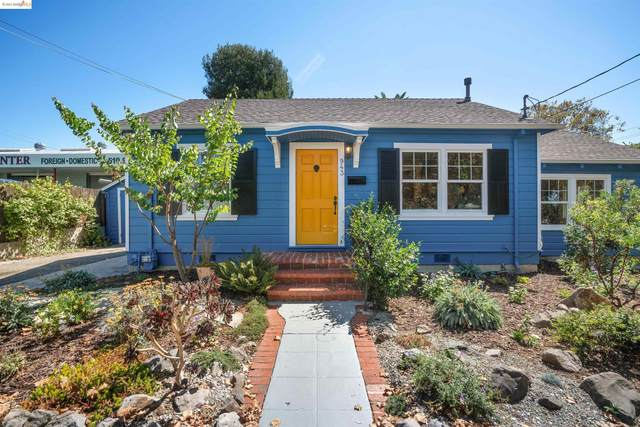 943 Cherry Way, Hayward, CA 94541 (#40967231) :: MPT Property