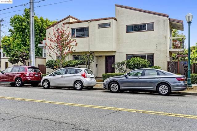 6420 Central Ave, El Cerrito, CA 94530 (#40967281) :: Blue Line Property Group
